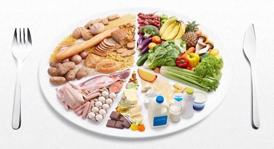 ежедневный набор продуктов для похудения