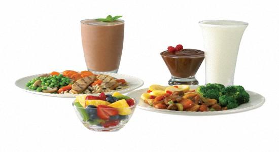 питание кашами для похудения