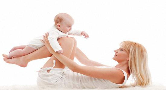 как правильно похудеть кормящей маме