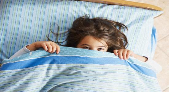 Детские фобии и страхи
