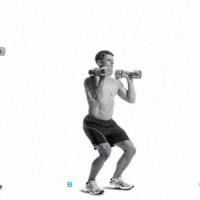 Лучшие Упражнения с Гантелями для Ног