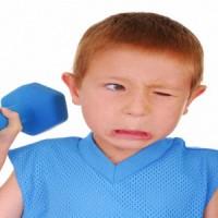 Безопасные Упражнения с Гантелями для Детей