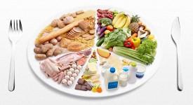 Правильный Рацион Здорового Питания Человека
