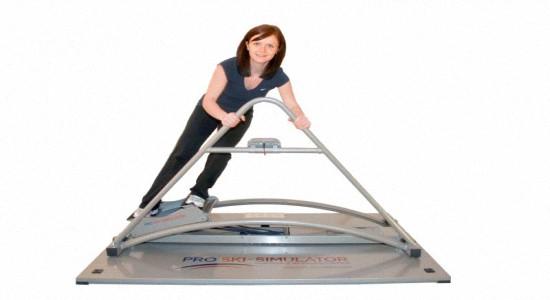 Тренажер лыжи для похудения