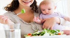 Как Правильно Питаться Кормящей Маме и Сохранить Здоровье Малыша