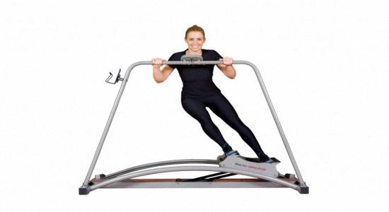 Лучшие упражнения на тренажерах для похудения
