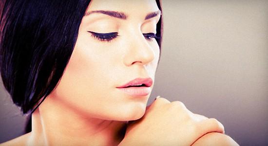 Перманентный макияж бровей, волосковая техника