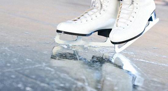 Правильная техника катания на коньках