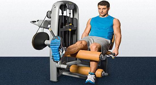 Тренажер для растяжки ног