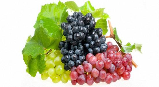 Доказанная польза винограда для здоровья