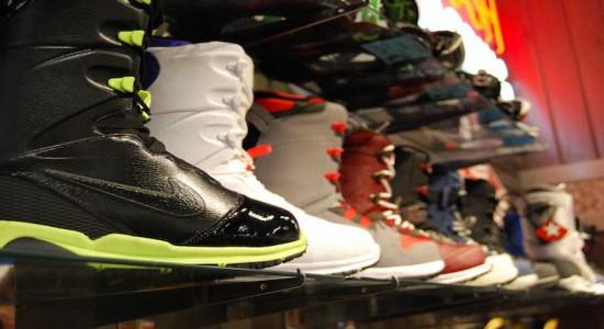 Как правильно выбрать ботинки для сноуборда