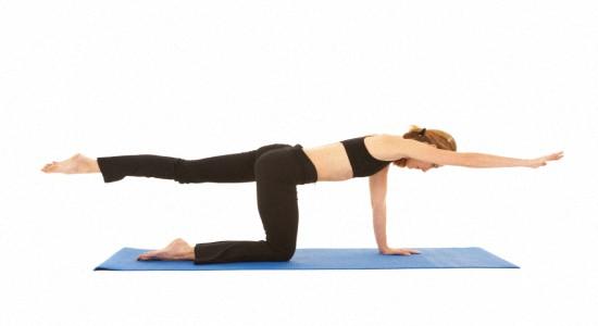 Лучшие упражнения пилатес для спины