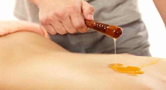 Польза медового массажа для здоровья