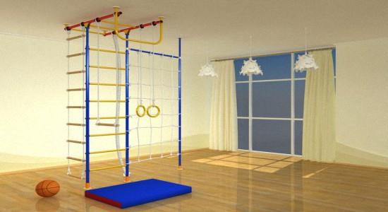 Детский спорткомплекс для дома