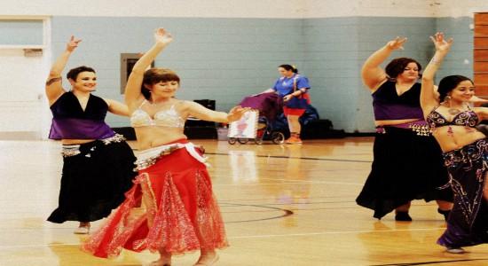 Как научиться танцу живота дома