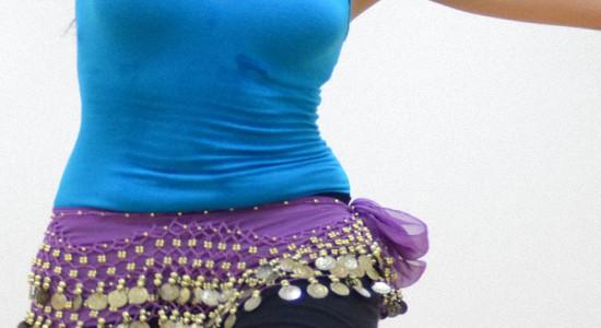 Танец живота для похудения