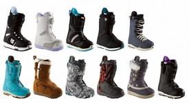 Женские Ботинки для Сноуборда – Особенности Выбора