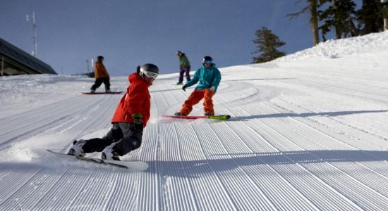 Как научиться правильно кататься на сноуборде