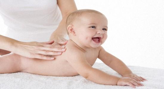 Правильный массаж ребенку при кашле