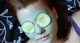 Зеленая Глина для Лица - Лучшие Рецепты