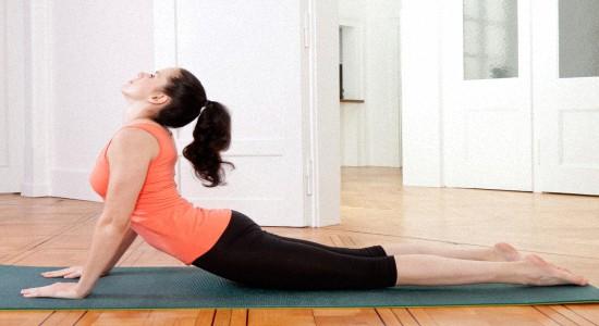 Лучшие упражнения для утренней зарядки