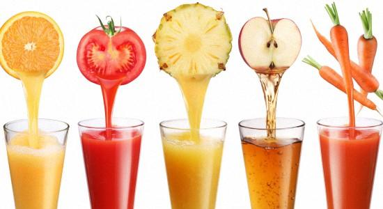 Доказанная польза фруктовых соков