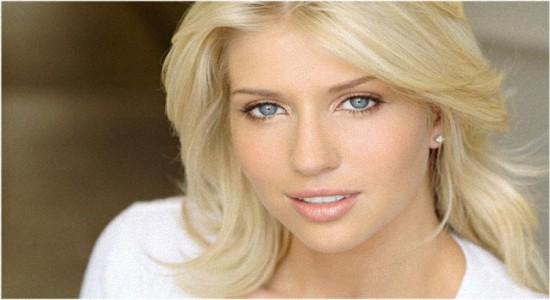 Лучший дневной макияж для блондинок