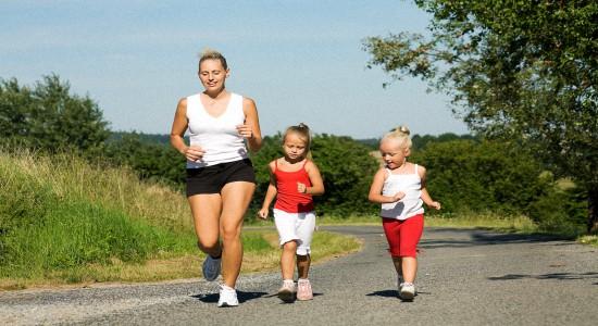 Вся польза бега для здоровья