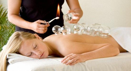 Баночный массаж - Польза и противопоказания