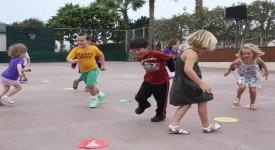 Физическое Развитие Детей Заключается
