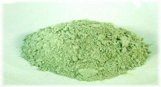 Зеленая глина - Польза и применение
