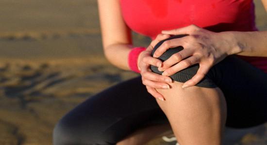 Как правильно укрепить коленные связки