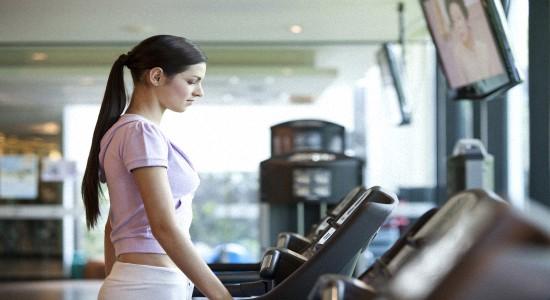 Как правильно похудеть на беговой дорожке