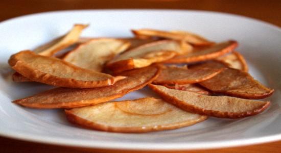 Сушеные яблоки польза и вред для здоровья