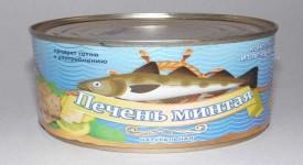 Печень Минтая, Польза и Вред для Здоровья
