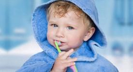 Правильная Гигиена Полости Рта у Маленьких Детей