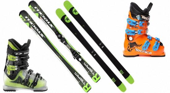 Выбираем ботинки для горных лыж правильно