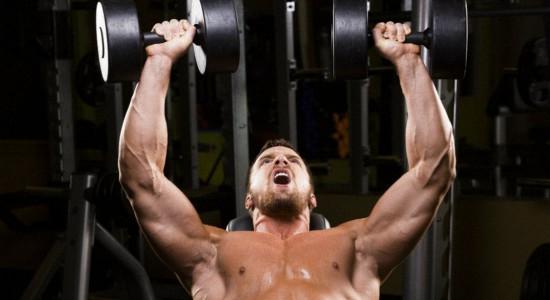 Лучшие силовые упражнения с гантелями